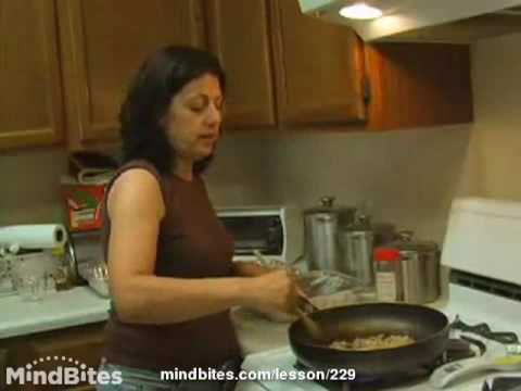 Cooking from the Heart: Eggplant Casserole