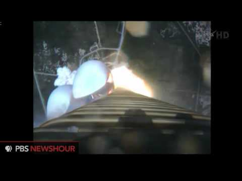 Juno Spacecraft Lifts off for Jupiter