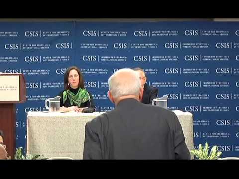 Video: Harvey Fineberg Speaks at CSIS