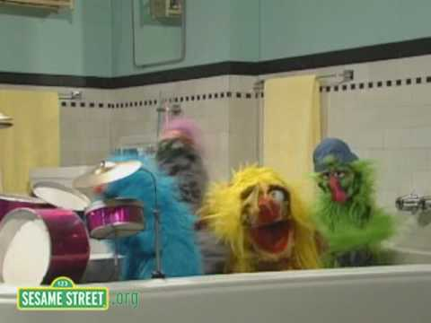 Sesame Street: Fur Jam: Don't Waste the Water