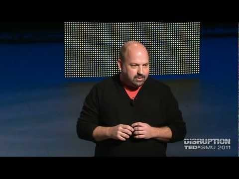 Designing a Vision for a City: Peter Brown at TEDxSMU