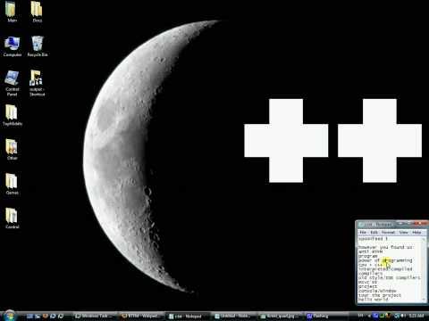 C++ Tutorial (1) - Absolute n00b spoonfeed