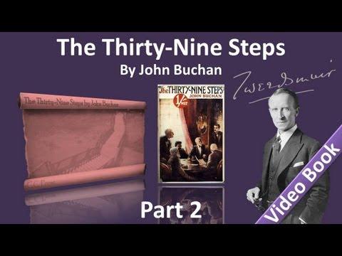 Part 2 - The Thirty-Nine Steps Audiobook by John Buchan (Chs 6-10)