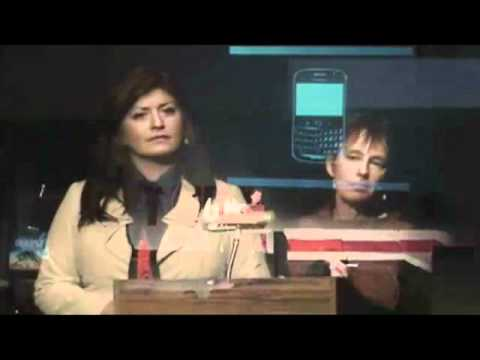 TEDxManitoba - Leslee Silverman and Columpa Bobb - The Moving Gallery @ the Edge of the Screen