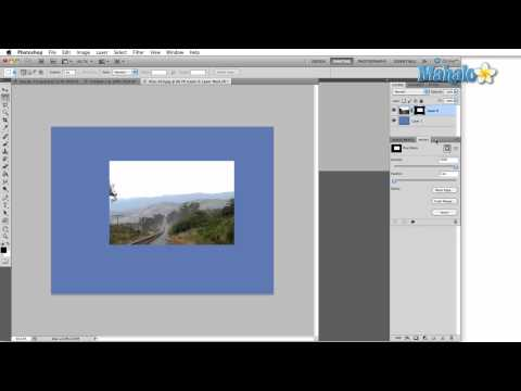Learn Adobe Photoshop - Masks Panel