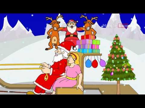 Jingle Bells - English Cartoon Nursery Rhymes