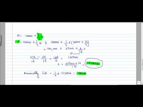 1252. CA Final   Problem on Cross Holdings of investment    Part II