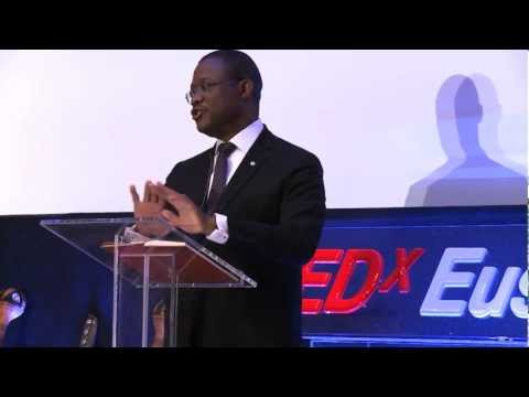 TEDxEuston - Arnold Ekpe - Africans can save Africa