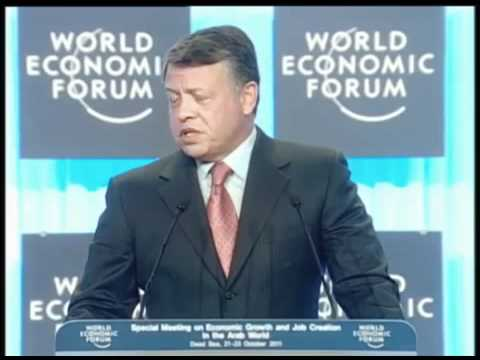 Jordan 2011 - Opening Address by H.M. King Abdullah II