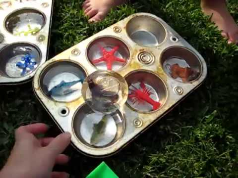 Games and Activities. Water play 1