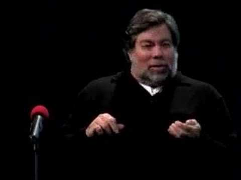 Authors@Google: Steve Wozniak