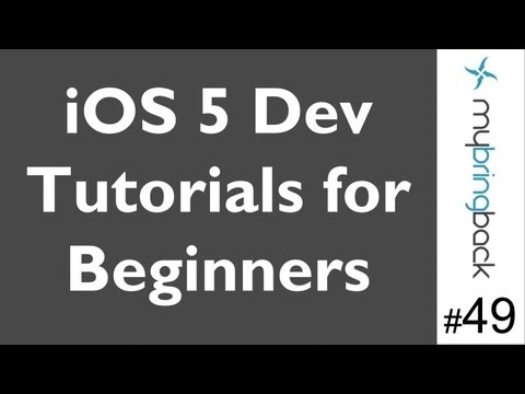 Learn Xcode 4.2 Tutorial iOS iPad iPhone 1.49 Formatting Numbers with NSNumber
