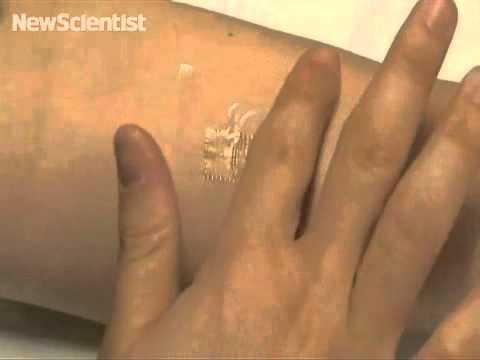 Tattoo could monitor your health