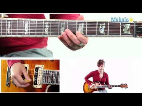 Mahalo Guitar Solo Course: Triplet