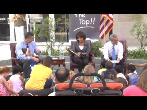 Read to the Top with Rahm Emanuel & Melody Barnes