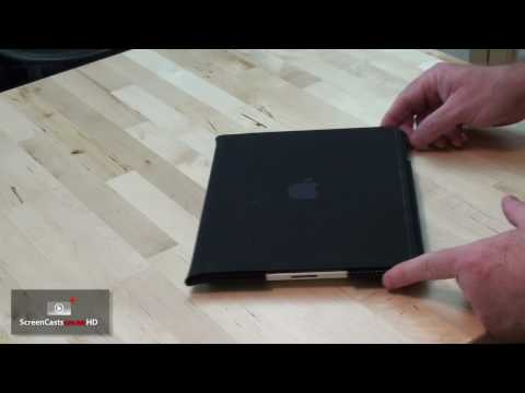 iPad001 - Using the Apple iPad Case