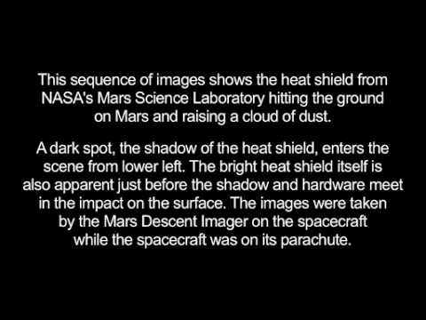 Heat Shield, Meet Mars