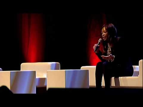 TEDx Brussels 2010 - Dambisa Moyo - How the West was Lost