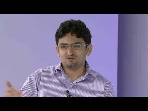 Transparency - Wael Ghonim at European Zeitgeist 2011
