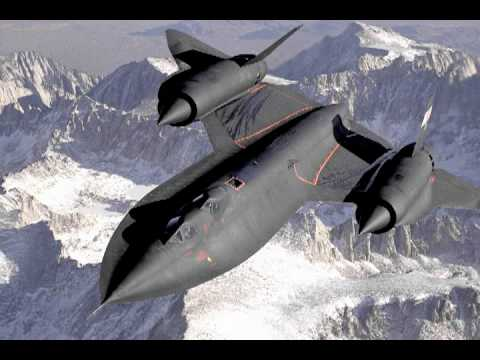 Lockheed SR-71 Blackbird: Inlets