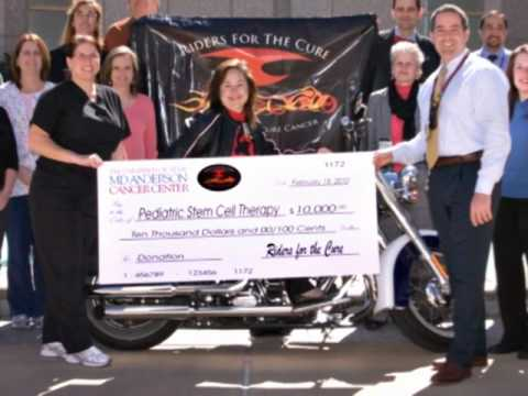 Motorcycle Riders Raise Funds for Cancer Survivorship
