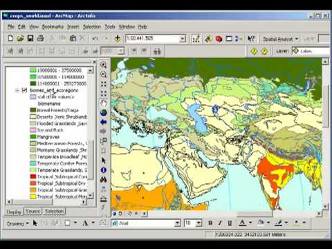 GIS 4630:  GIS and Public Domain Data:  Introduction