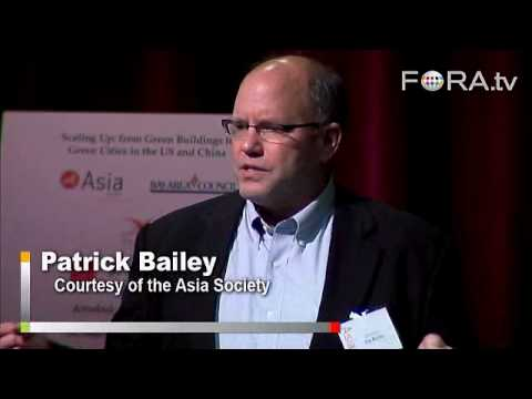 Building Green Not Rocket Science - Patrick Bailey