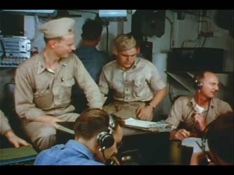 The Fighting Lady: The Lady And The Sea (1945) USS Yorktown