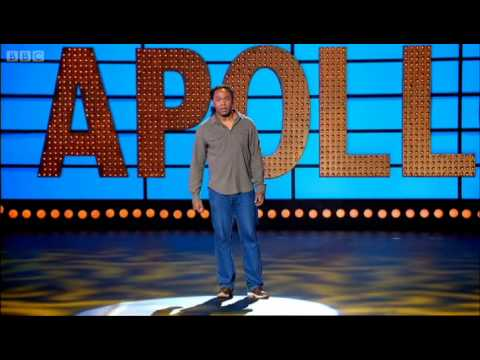 Reginald D Hunter on role models - Live at the Apollo - BBC