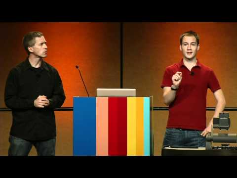 Google I/O 2011: Honeycomb Highlights