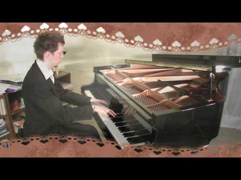 Brahms Waltz A flat [Relaxing]