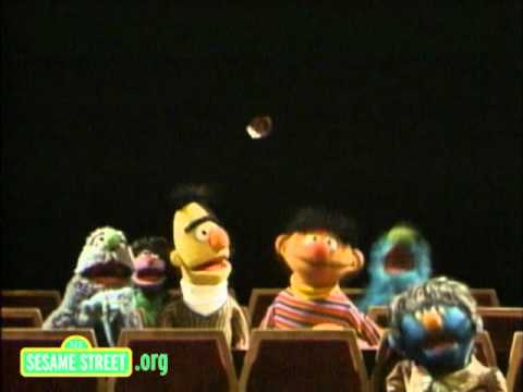 Sesame Street: Bert & Ernie Go to the Movies