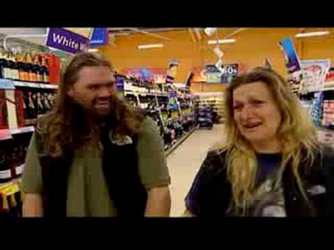 Living with the Wolfman - Grocery Shopping*