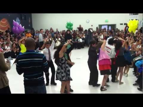 LAUSD's Student Ballroom Dancers!