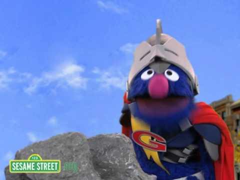 Sesame Street: Super Grover 2.0 - Questioning
