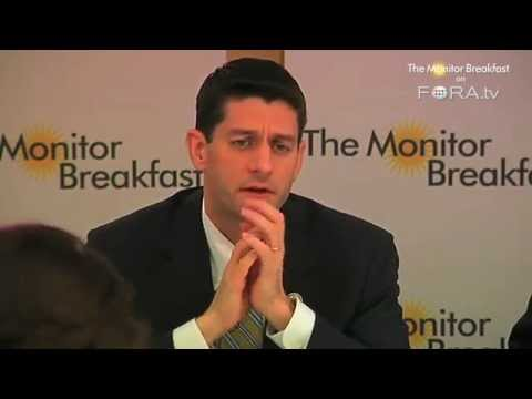"Paul Ryan rips President Obama's budget as an ""abdication of responsibility"""