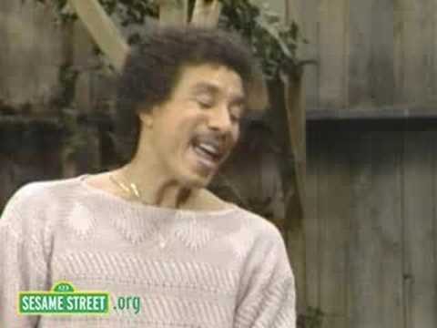 Sesame Street: Smokey Robinson Tells Telly That It Takes Time