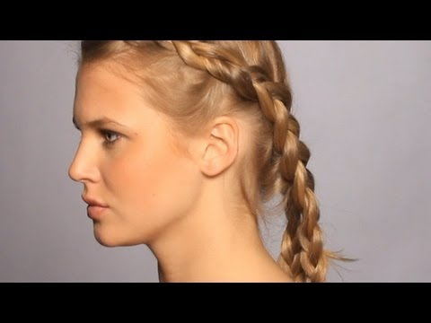 Braid Hairstyles: Cute Kids Hair Braiding Styles