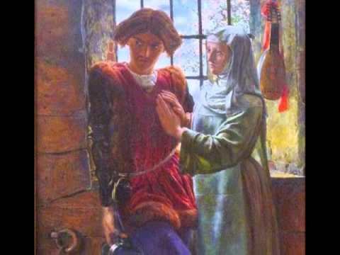 William Holman Hunt, Claudio and Isabella, 1850
