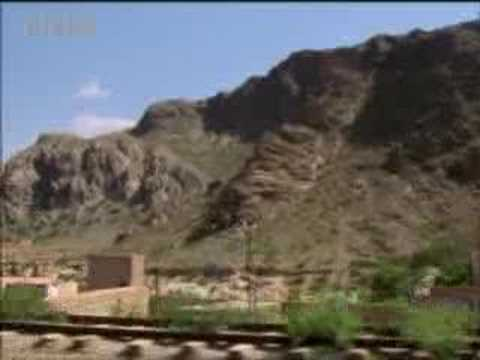Michael Palin on the Khyber Railway - BBC