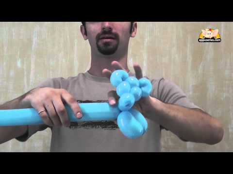 Balloon Sculpting - Learn to sculpt a Teddy Bear