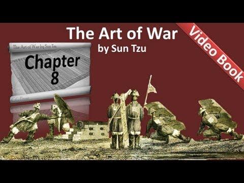 Chapter 08 - The Art of War by Sun Tzu