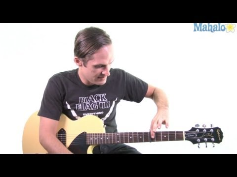 "How to Play ""Ace of Spades"" by Motorhead on Guitar"