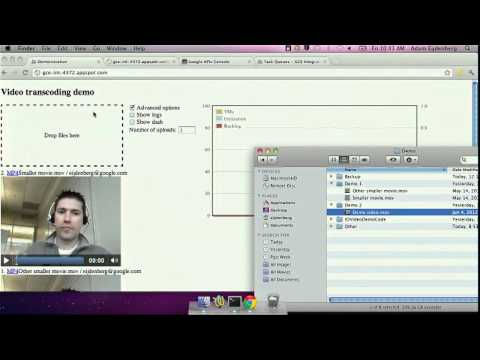 Google I/O 2012 - Managing Google Compute Engine Virtual Machines Through Google App Engine