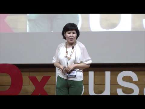 Communication is recovery (소통은 회복이다): ImSoon Park at TEDxBusan