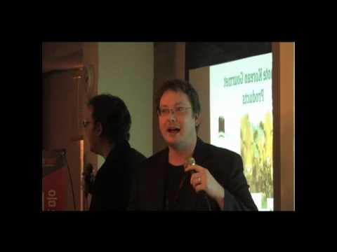 TEDxSeoul - Joe McPherson - 03/26/10