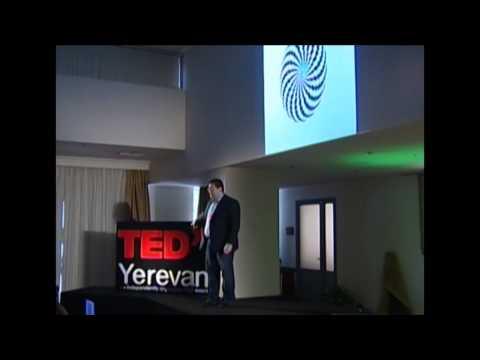 TEDxYerevan - Hagop Emrazian - Promoting Learning Within 10 Minutes