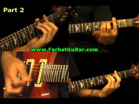 Can´t Stand Losing You - The Police Guitar Cover Part 2 www.FarhatGuitar.com
