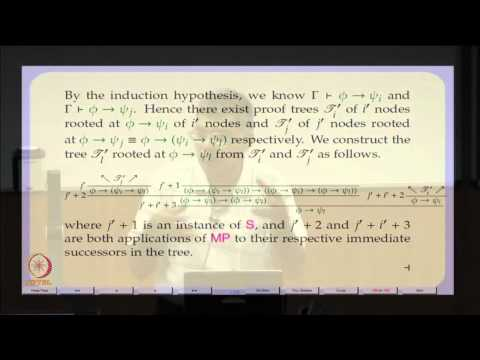 Mod-01 Lec-13 Proof Theory : Hilbert-style