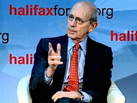 Guantanamo Detainees and the Supreme Court - Justice Stephen Breyer